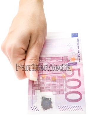 500 euros offer