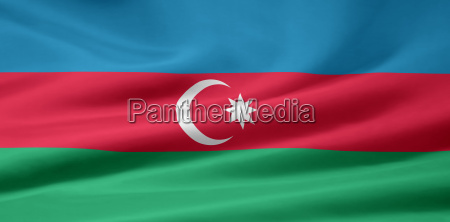 azerbaijani, flag - 1108179