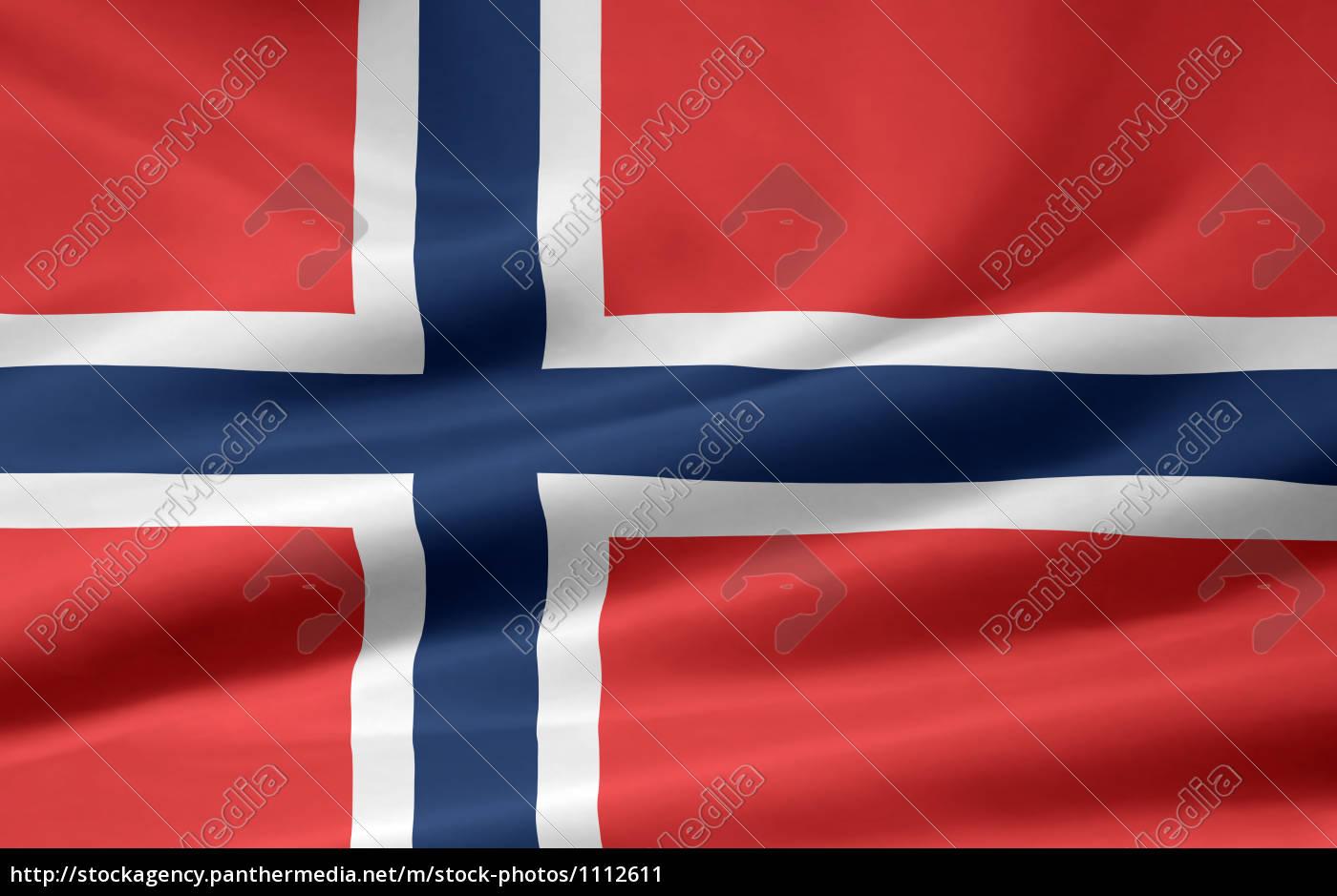 norwegian, flag - 1112611