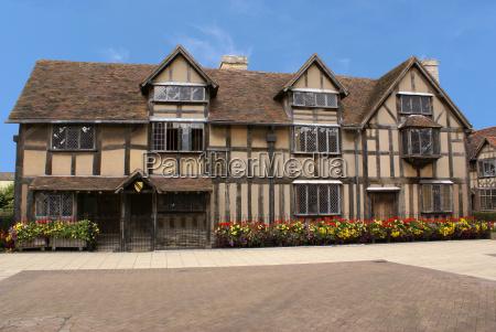 william shakespeares house