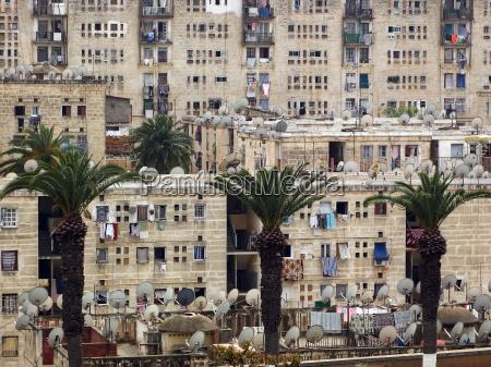 apartment block in algiers algeria