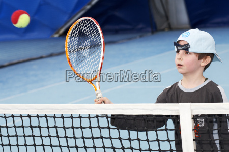 children tennis school i