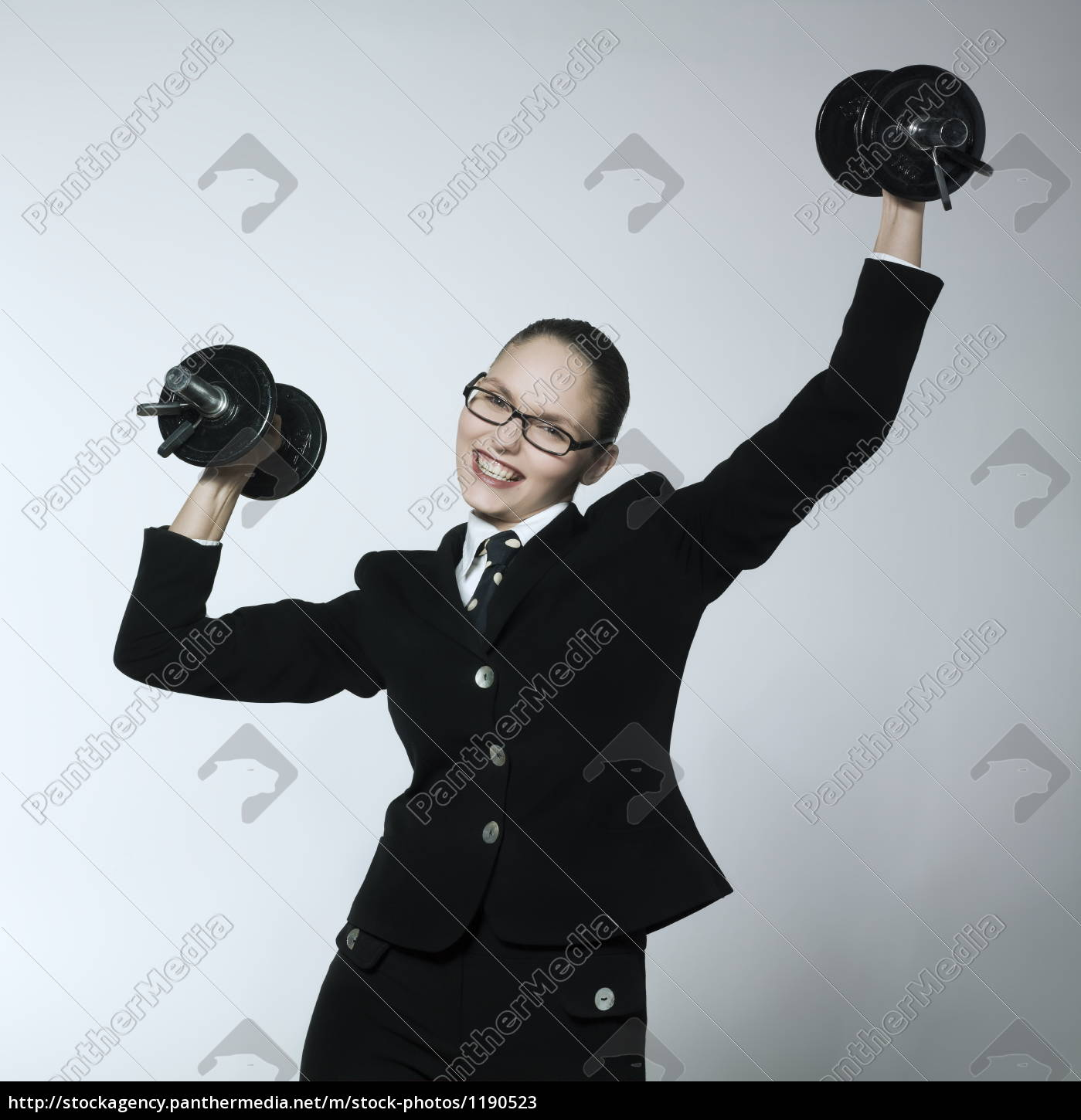 woman, strong, wellbeing, businesswoman, career woman, weights - 1190523