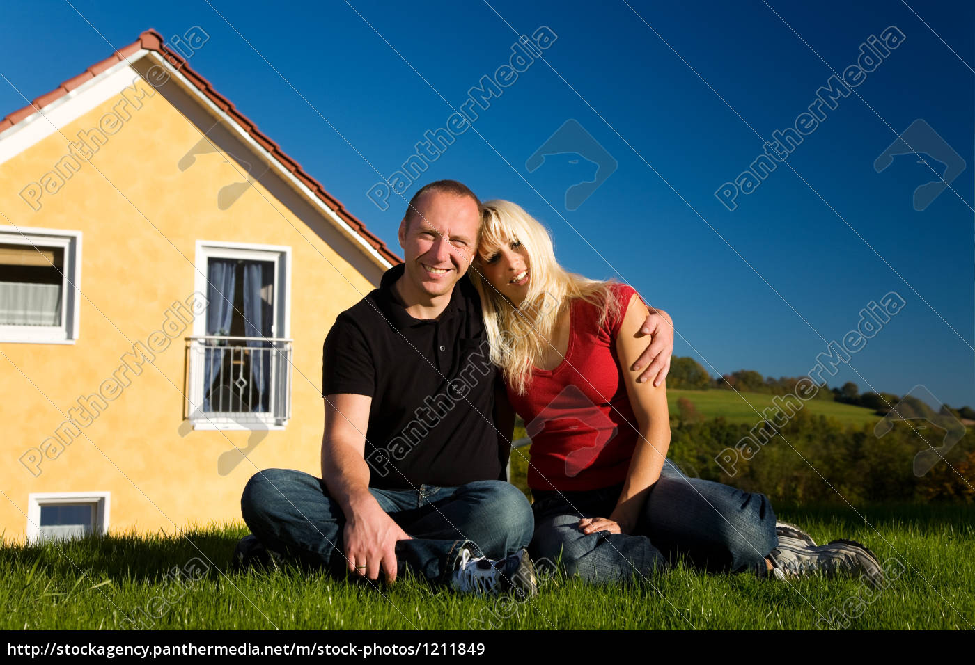 couple, and, home, ownership - 1211849