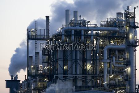 refinery, plant - 1240767