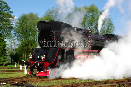 steam engine oil 49 in wolsztyn