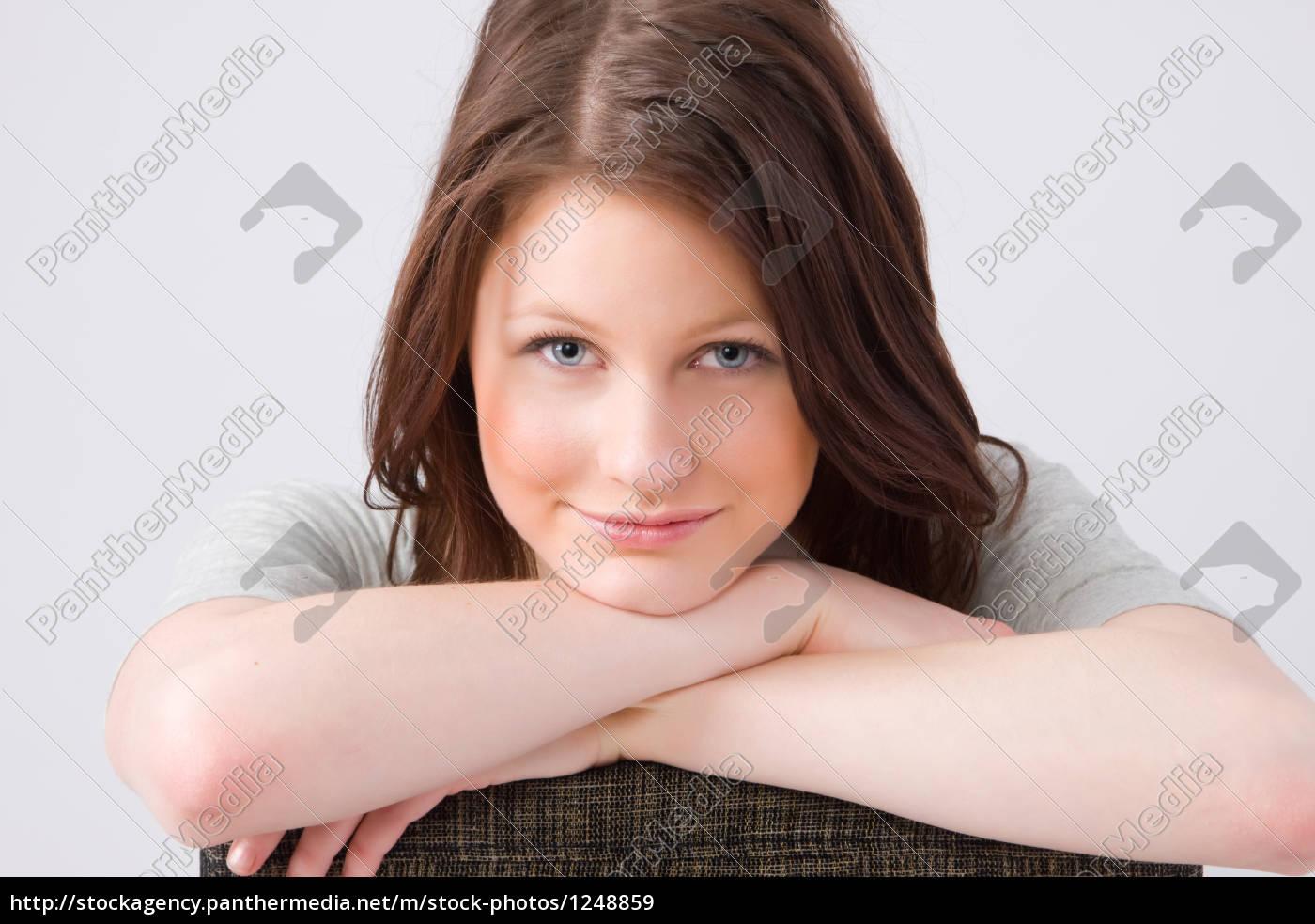 young, beautiful, woman - 1248859