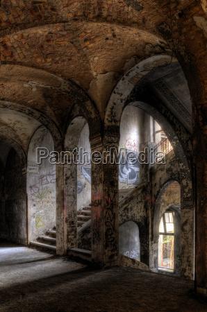 beelitz ruins