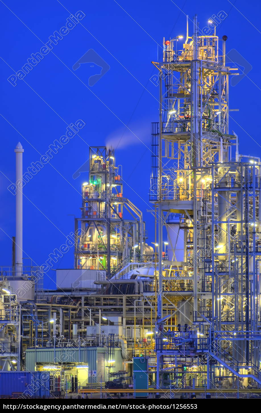 chemical, tower - 1256553
