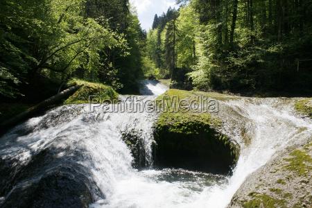 waterfall, eistobel - 1256825
