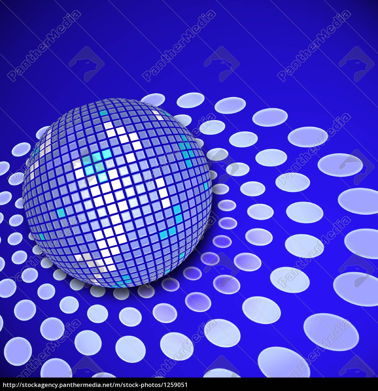 disco, ball - 1259051