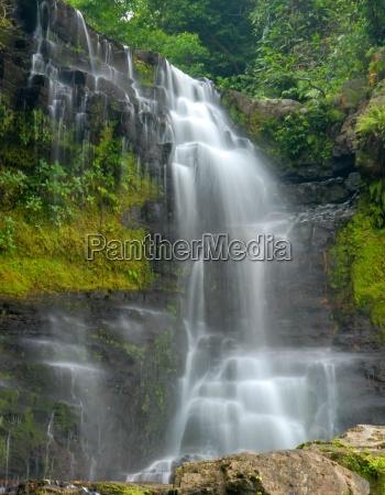 holiday, vacation, holidays, vacations, waterfall, landscape - 1265429