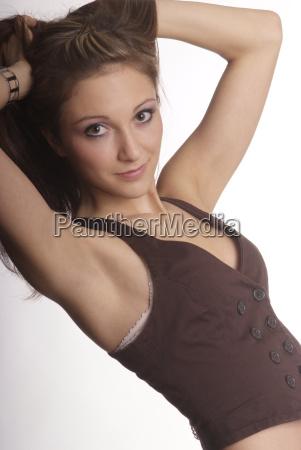 friendly, woman - 1280471