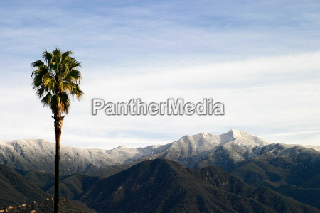 southern california snow