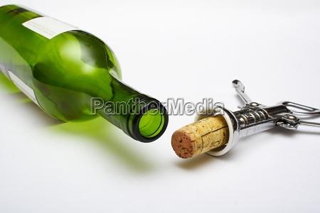 wine bottle wine bottle corkscrew bottle