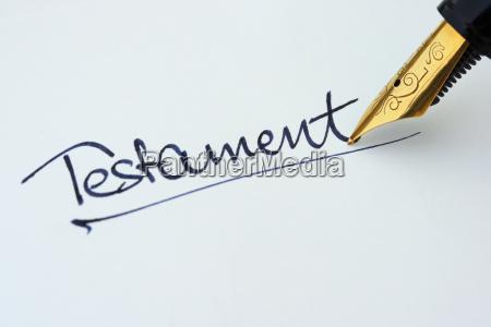 testament - 1303959