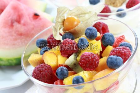summer, refreshment, -, fruit, salad - 1308809