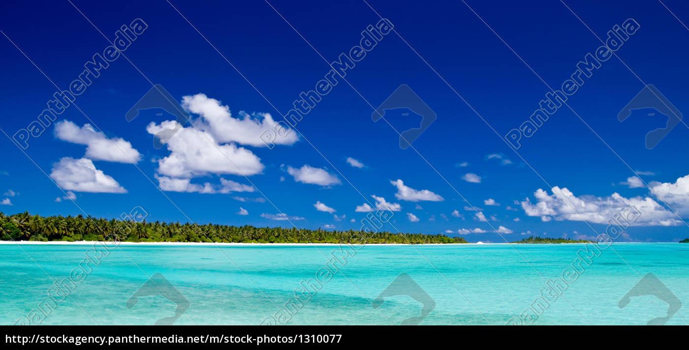 tropical, island - 1310077