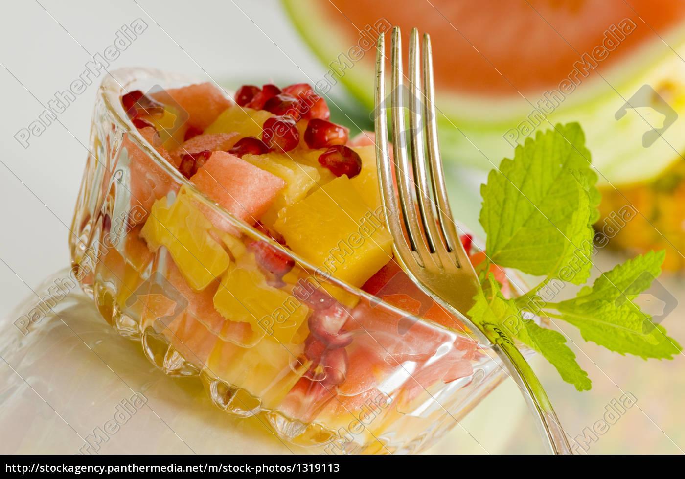 fruit, salad - 1319113