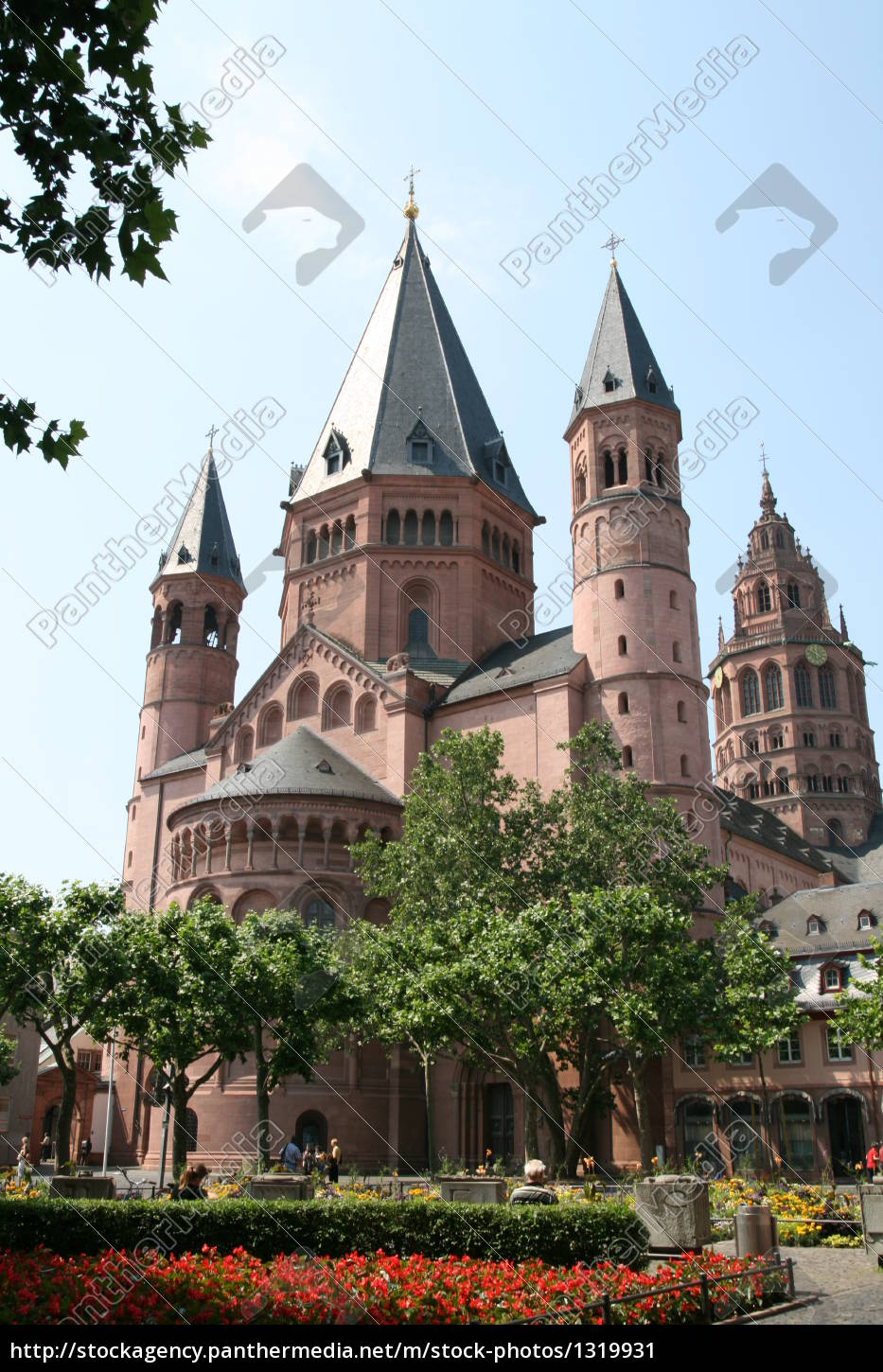 mainz, cathedral, iii - 1319931