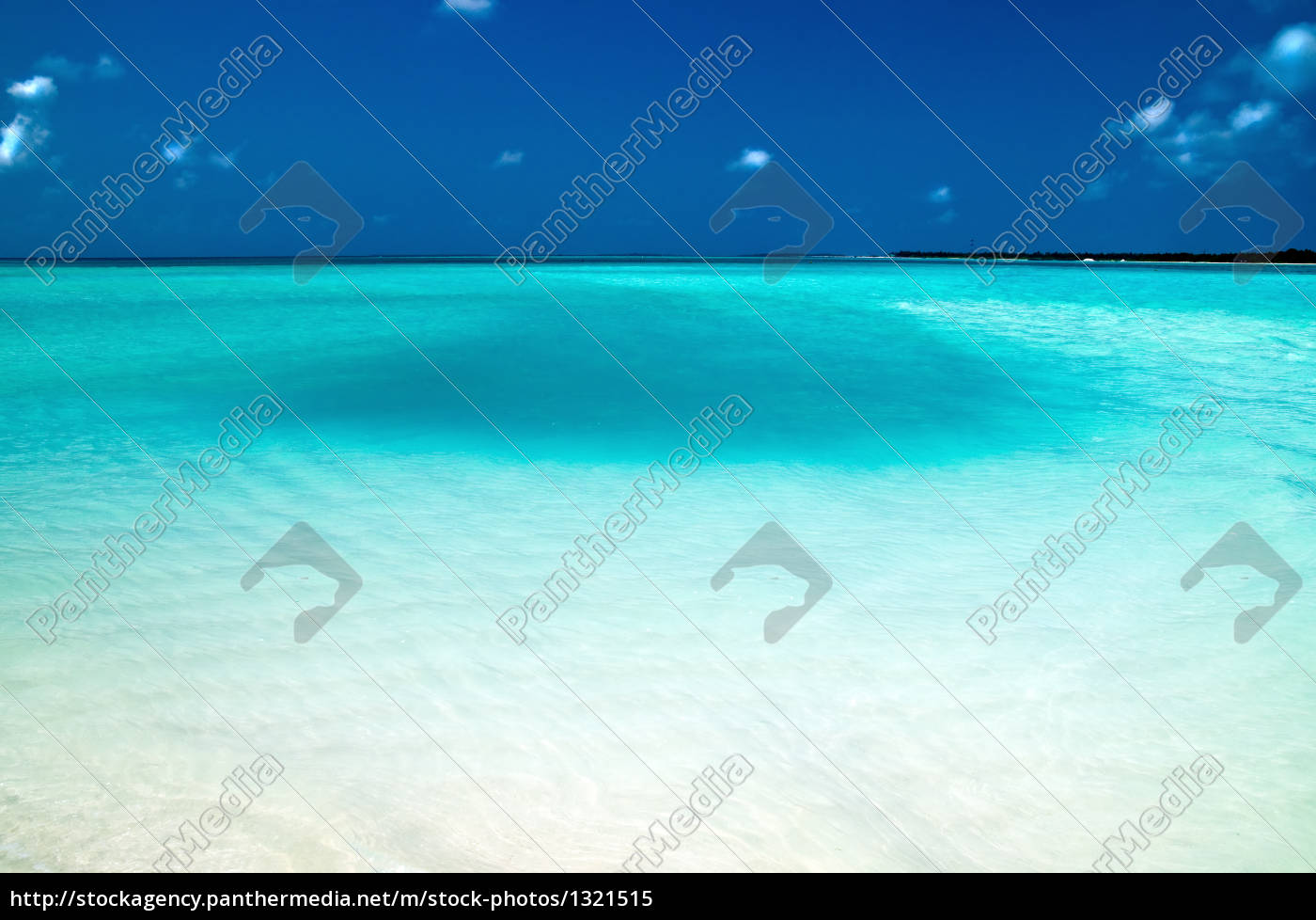 beach, tongue, with, turquoise, water - 1321515