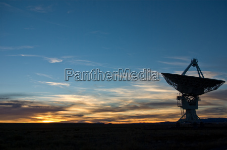 sunset, at, vla, new, mexico, 4 - 1321321
