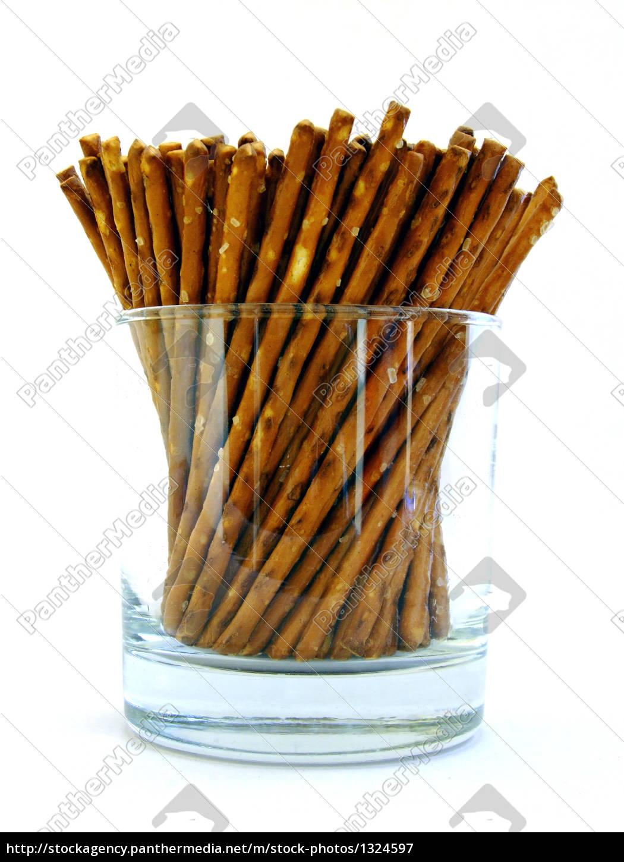 pretzel, sticks - 1324597