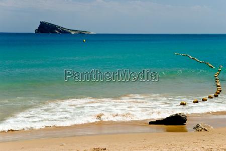 playa, levante-costa, blanca-benidorm - 1325881