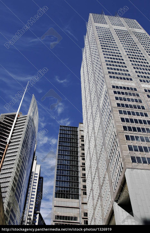 modern, office, building, in, sydney, , austra - 1326919