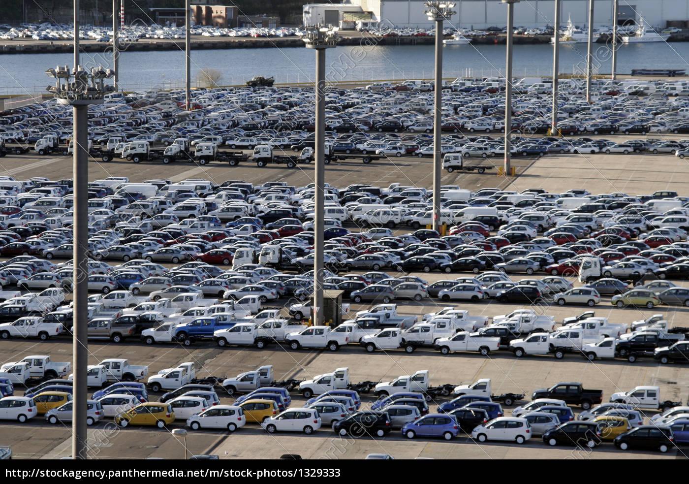 harbour, car, park - 1329333