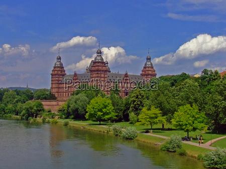 castle johannisburg