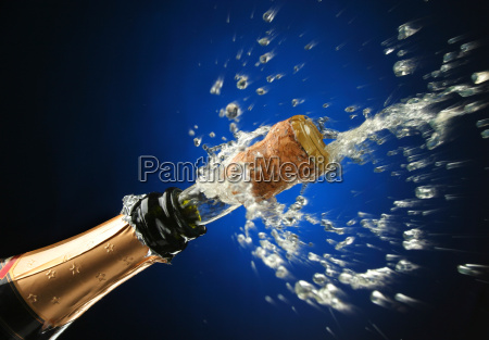champagne, bottle, ready, for, celebration - 1338205