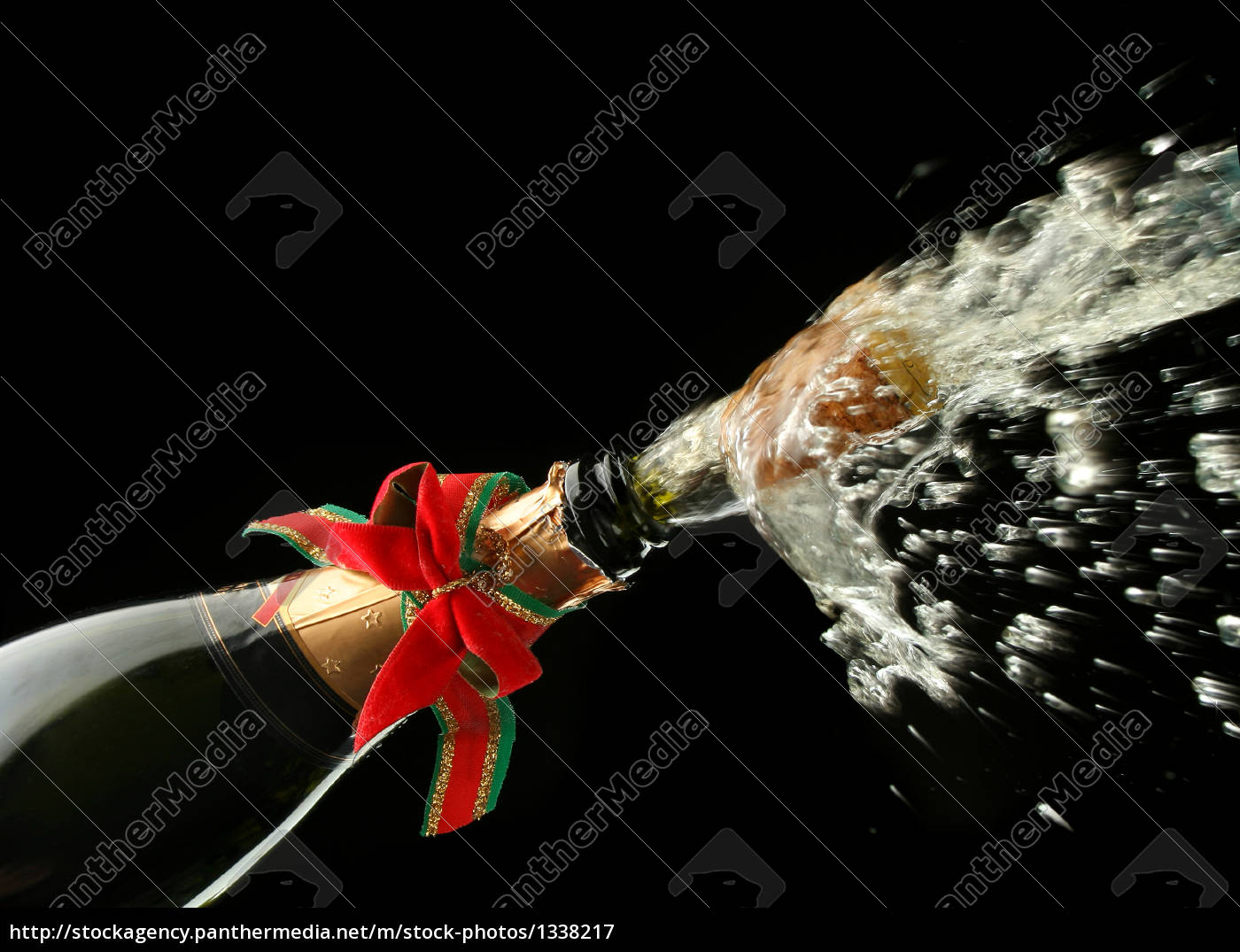 champagne, bottle, ready, for, celebration - 1338217