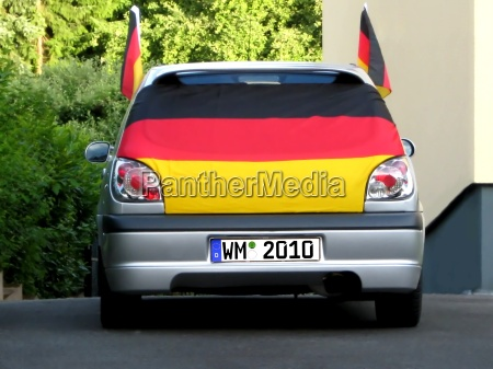 world, cup, 2010, fan, car - 1339743