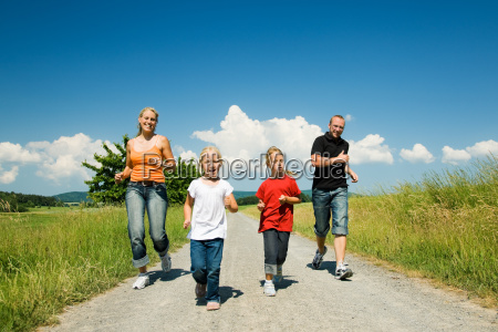 family, run - 1343399