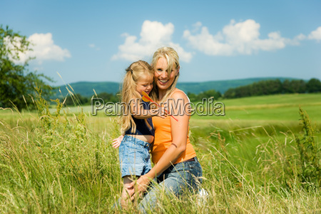 mother, and, daughter - 1343383