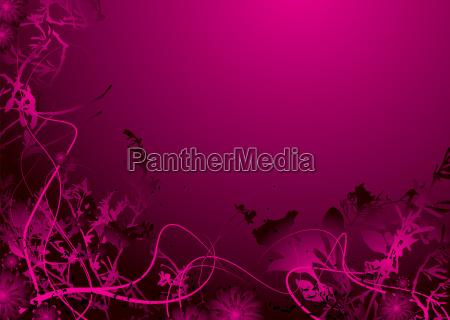 pink, flower - 1345907