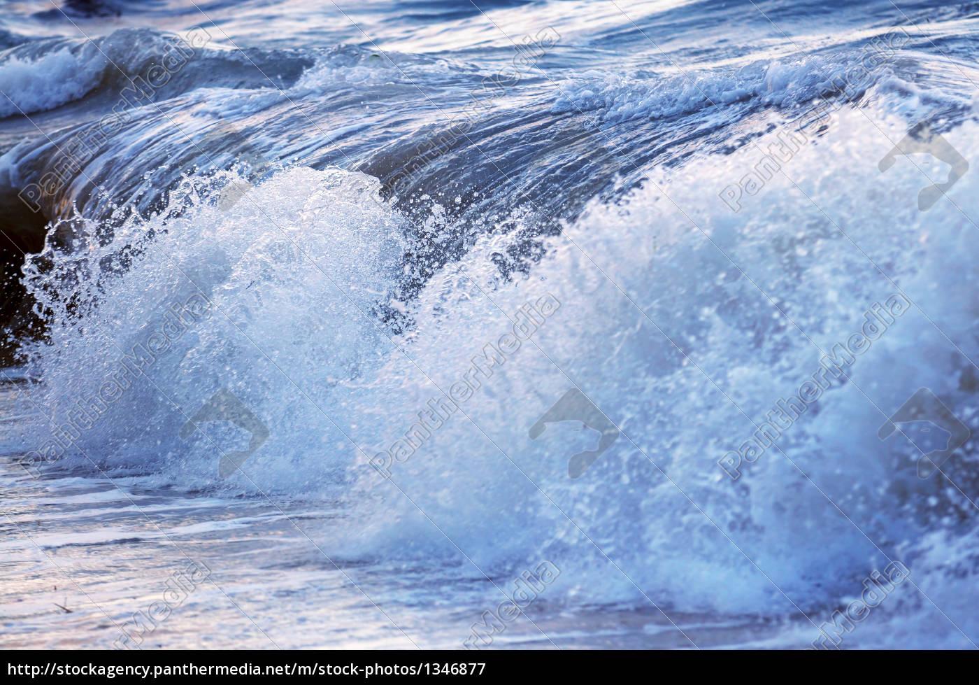 wave, in, stormy, ocean - 1346877