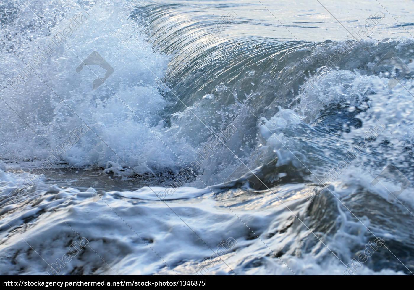 waves, in, stormy, ocean - 1346875