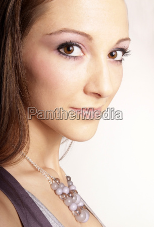 friendly, young, woman - 1348385