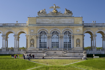 gloriette, in, the, schoenbrunn, palace, vienna - 1348755