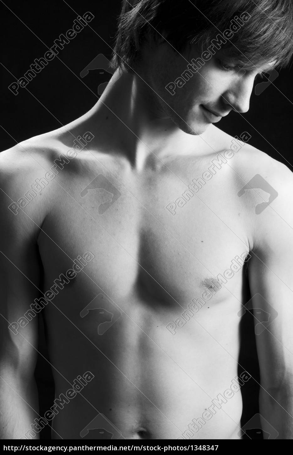 shot, of, a, male, torso, - 1348347