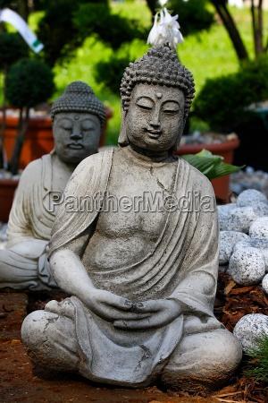 schiefer, buddha - 1349859