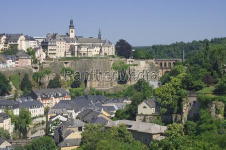 historical city town sights rock history