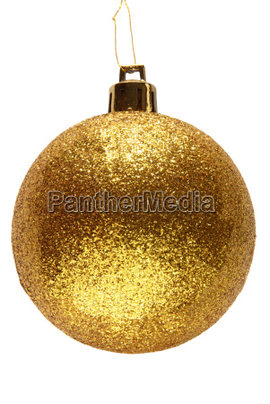 gold, glitter, christmas, bauble, ball. - 1350457