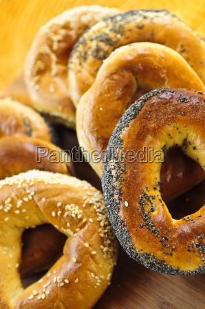 fresh, bagels - 1351415