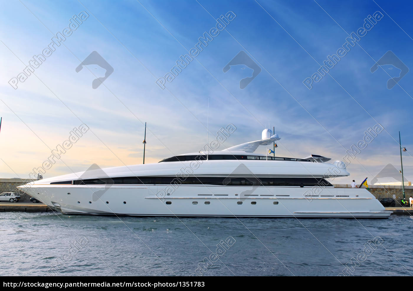 luxury, yacht - 1351783