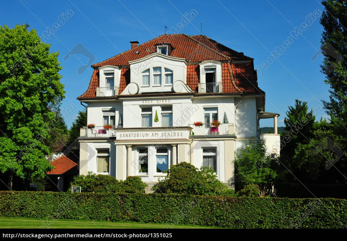 sanatorium, at, the, castle, in, bad - 1351025