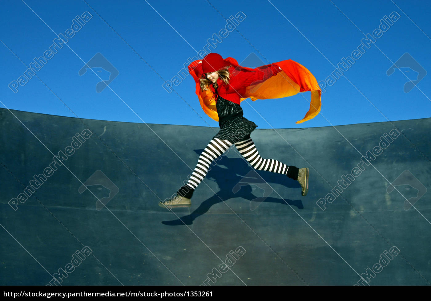 happy, jump - 1353261