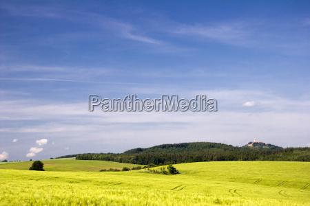 fields, before, leuchtenburg - 1354775